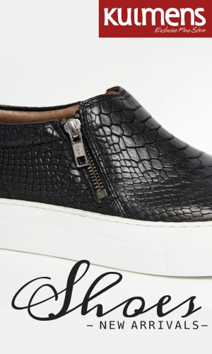 New Shoes H By Hudson SS15